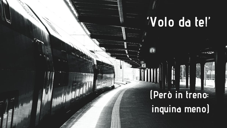 viaggiare senza inquinare