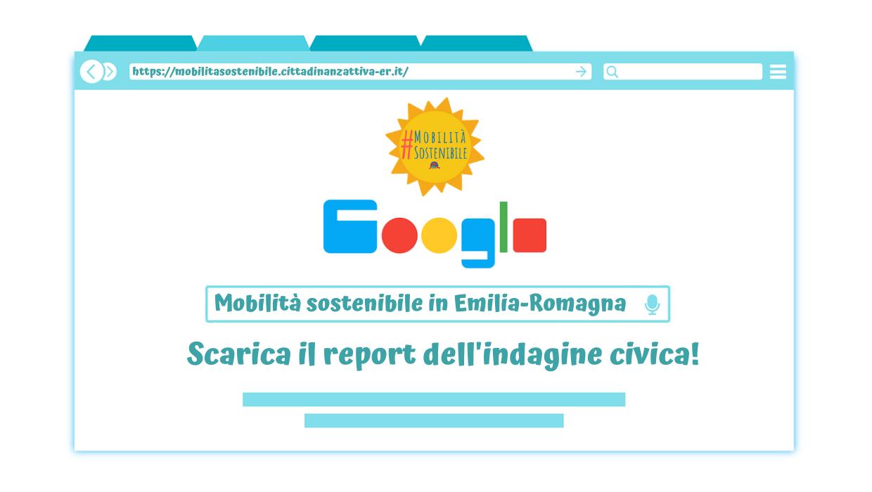 report mobilità sostenibile emilia romagna